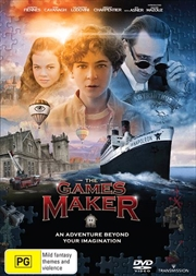 Games Maker, The | DVD