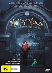 Molly Moon And The Incredible Book Of Hypnotism | DVD