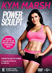 Kym Marsh - Body Sculpt | DVD