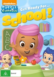 Bubble Guppies - Get Ready For School! | DVD