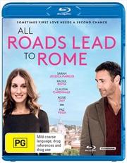 All Roads Lead To Rome | Blu-ray