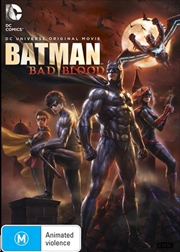 Batman - Bad Blood | DVD