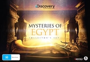 Mysteries Of Egypt | Collector's Gift Set