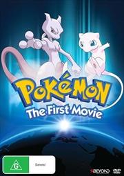 Pokemon - Mewtwo Strikes Back - Movie 1