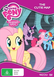 My Little Pony Friendship Is Magic - The Cutie Map