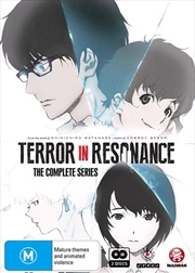 Terror In Resonance | Series Collection