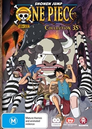 One Piece - Uncut - Collection 35 - Eps 422-433