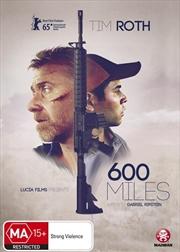 600 Miles | DVD