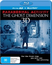 Paranormal Activity - The Ghost Dimension | 3D Blu-ray