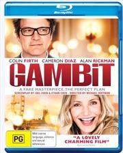 Gambit | Blu-ray