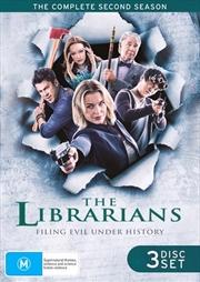Librarians - Season 2, The