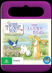 Guess How Much I Love You - Lucky Egg