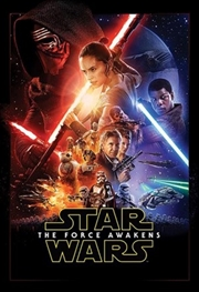 Star Wars 7 One Sheet
