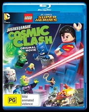 LEGO - Justice League - Cosmic Clash