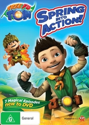 Tree Fu Tom - Spring Into Action