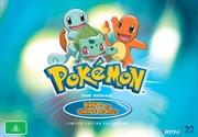 Pokemon - Adventures In Kanto and Orange Islands | Collector's Gift Set