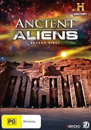 Ancient Aliens - Season 8 | DVD