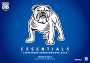 NRL - Essentials - Canterbury Bankstown Bulldogs | Double Pack