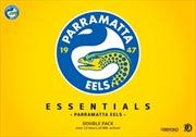 NRL - Essentials - Parramatta Eels | Double Pack