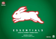 NRL - Essentials - South Sydney Rabbitohs | Double Pack