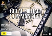 Great Military Commanders | Collector's Gift Set