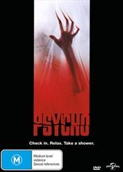 Psycho | DVD