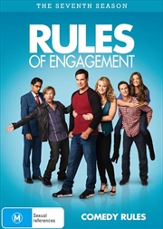 Rules Of Engagement - Season 7 | DVD