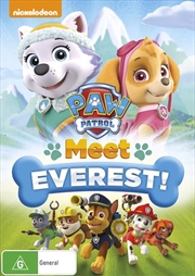 Paw Patrol - Meet Everest | DVD