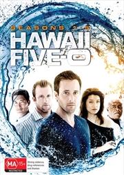 Hawaii 5-O - Season 1-5 | Boxset