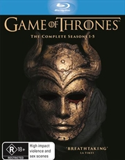 Game Of Thrones - Season 1-5 | Boxset