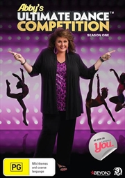 Abby's Ultimate Dance Competition - Season 1 | DVD