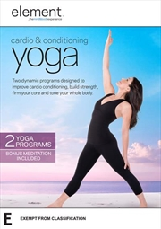 Element - Cardio and Conditioning Yoga | DVD