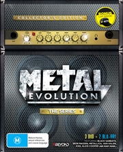 Metal Evolution: Collector's Edition