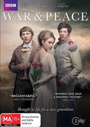 War And Peace - Season 1 | DVD