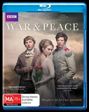 War And Peace - Season 1 | Blu-ray