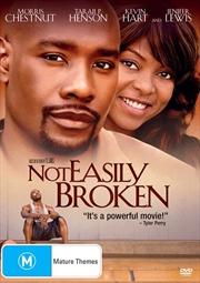 Not Easily Broken   DVD