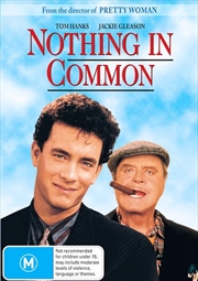 Nothing In Common | DVD