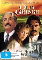 Old Gringo | DVD