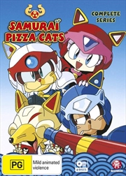 Samurai Pizza Cats | Series Collection
