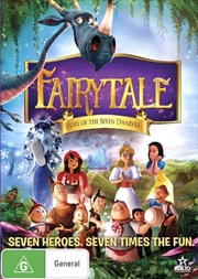 Fairytale - The Story Of The Seven Dwarves