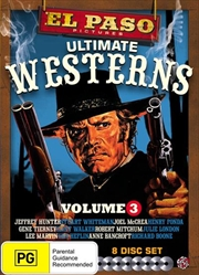 El Paso Ultimate Westerns - Vol 3