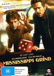 Mississippi Grind | DVD