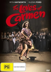 Loves Of Carmen, The | DVD