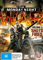 WWE - Monday Night War - Shots Fired - Vol 1