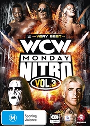 WWE - The Very Best Of WCW Monday Nitro - Vol 3