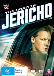 WWE - The Road Is Jericho
