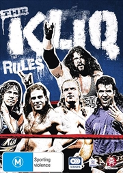 WWE - The Kliq Rules