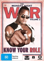 WWE - Monday Night War - Know Your Role - Vol 2