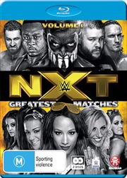 WWE - NXT - Greatest Matches - Vol 1