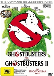 Ghostbusters 1&2 | DVD